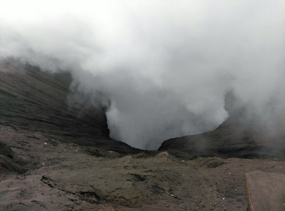 volcano mount agung bali
