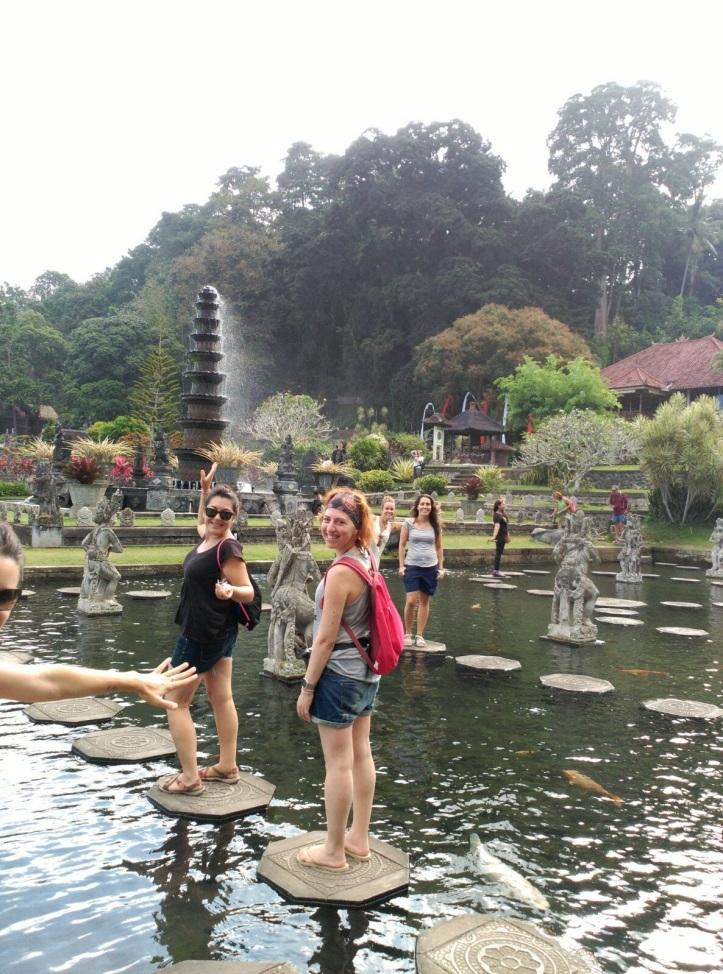 Tirta Gangga Water Palace Bali
