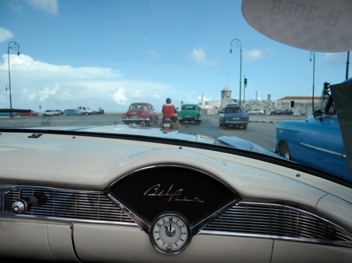 almendron cuban car