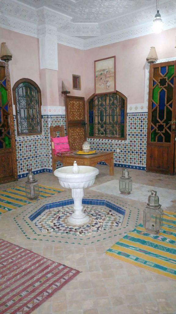 Rias Essaoussan ground floor, Marrakesh
