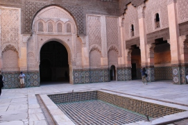 Ben Youssef Madrasa Marrakesh