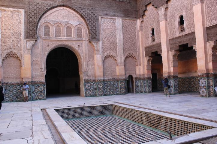 Ben Youssef Madrasa Marrakesh