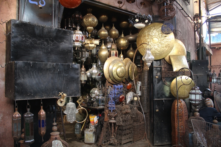 souk of marrakesh
