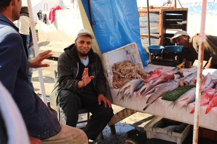 Essaouira fisherman