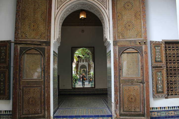 Bahia Palace Marrakesh