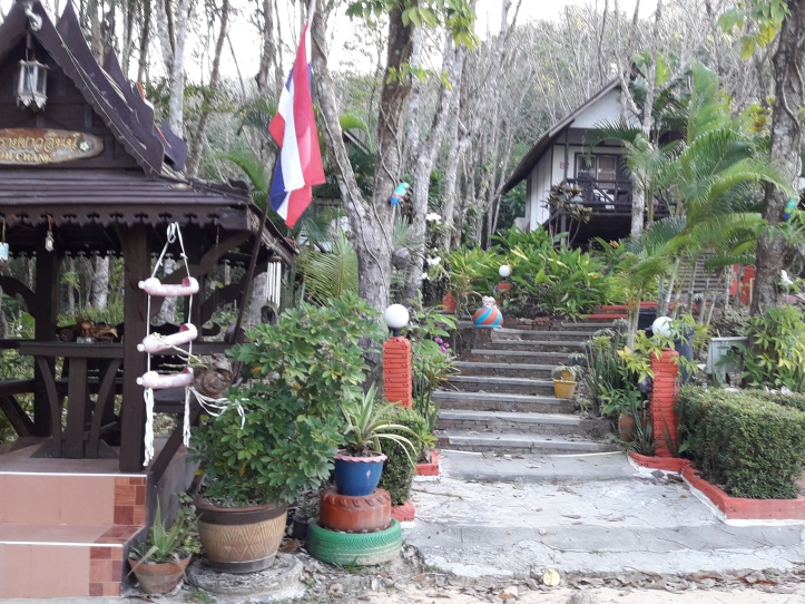 Saokhao Inn, Koh Chang, Thailand
