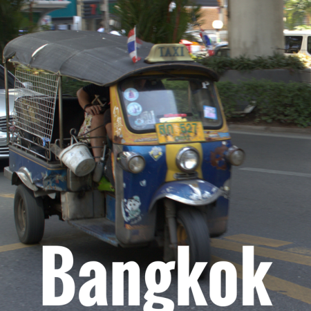 Bangkok top things to do in 2 days