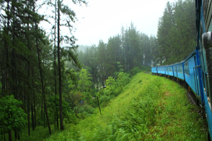 The most scenic train ride The Hill Country Sri Lanka