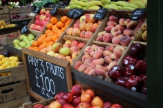 Fruit selection @ Borough Market