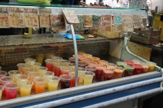 Fresh Juices Borough Market London