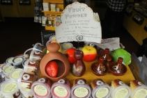 Fruit powder Borough Market London