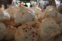 Meringues Borough Market London